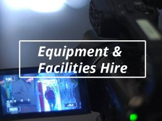 Equipment and FacilitiesHire