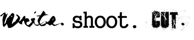 write-shoot-cut-words