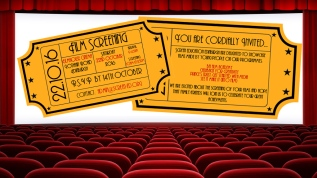 Film Screening – 22nd Oct2016