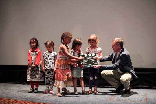 Edinburgh Schools Film Competition, Filmhouse, 23 June 2014. Photograph: Weronika Bachleda © EIFF, Edinburgh International Film Festival All Rights Reserved