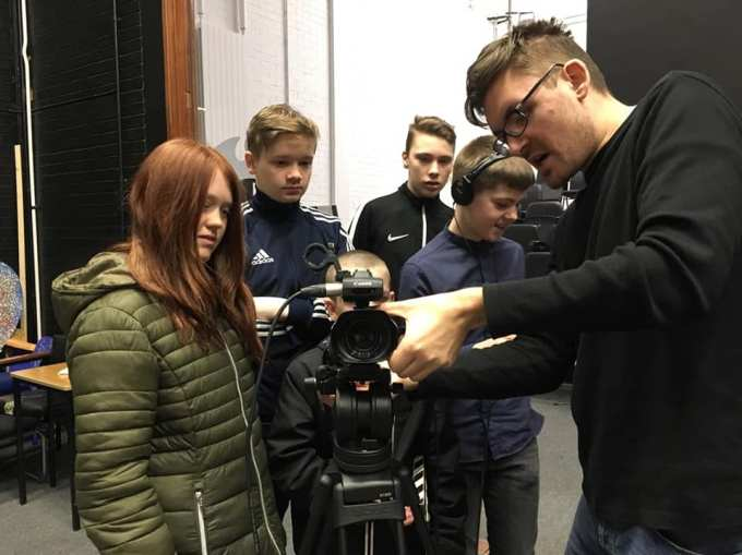 Short Film Making Access Course  23/07/18 – 27/07/18