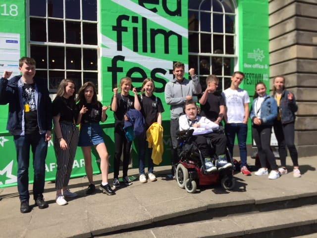EDINBURGH & LOTHIANS SCHOOLS FILM COMPETITION 2019! Teacher InformationSessions
