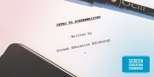 10 week Introduction to Screenwriting evening course for adult learners