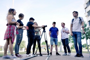 LAST CALL FOR NEXT STEPS IN FILM MAKING COURSE (FOR AGES 15-18)