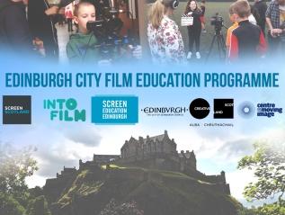 Edinburgh City Film Education Programme Offer for Schools – June2019
